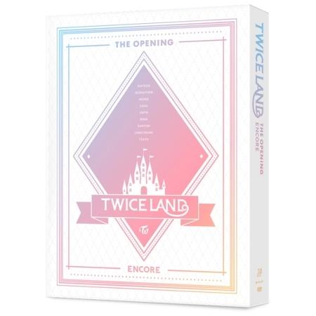 TWICE - TWICELAND THE OPENING [ENCORE] DVD