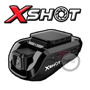 กล้องติดรถยนต์ + GPS XSHOT รุ่น JC100 - กล้องวงจรปิดเชียงราย