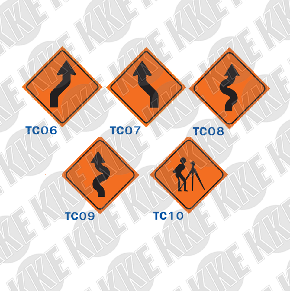 ป้าย TC06-TC10