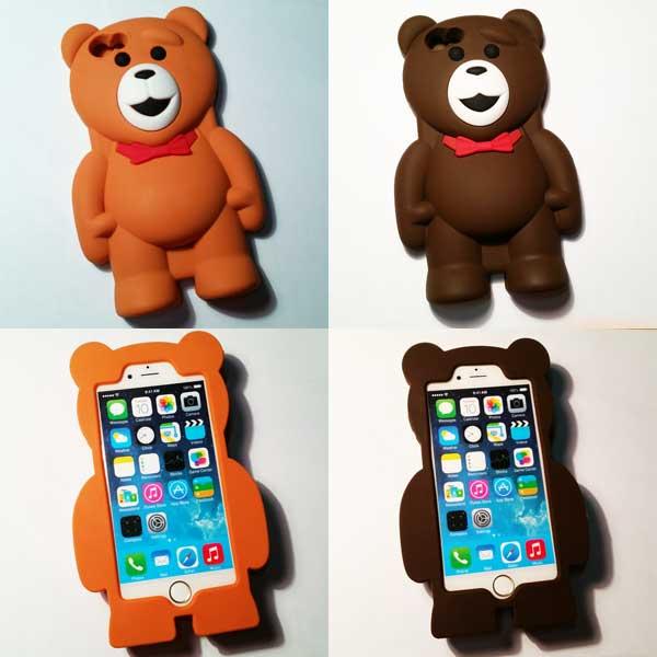เคสไอโฟน 5/5s หมี TED