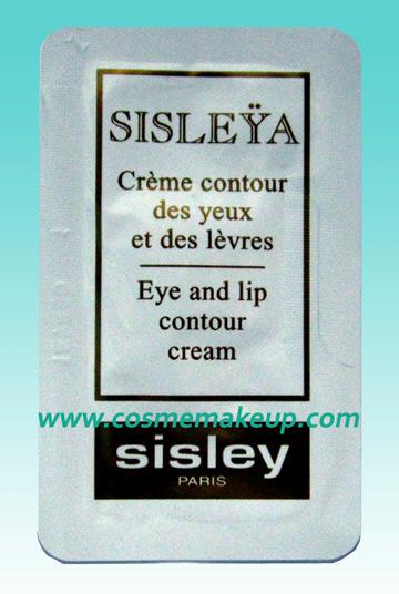 เครื่องสำอาง SISLEY Eye and Lip Contour cream ขนาด (1.5 ml..) สุดยอดการบำรุงดวงตาและริมฝีปาก ตัวนี้ได้รับรางวัลที่ 1 Health & Beauty Award