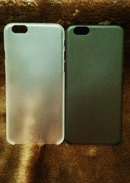 เคสมือถือ ไอโฟน6 บาง 0.3 มิล
