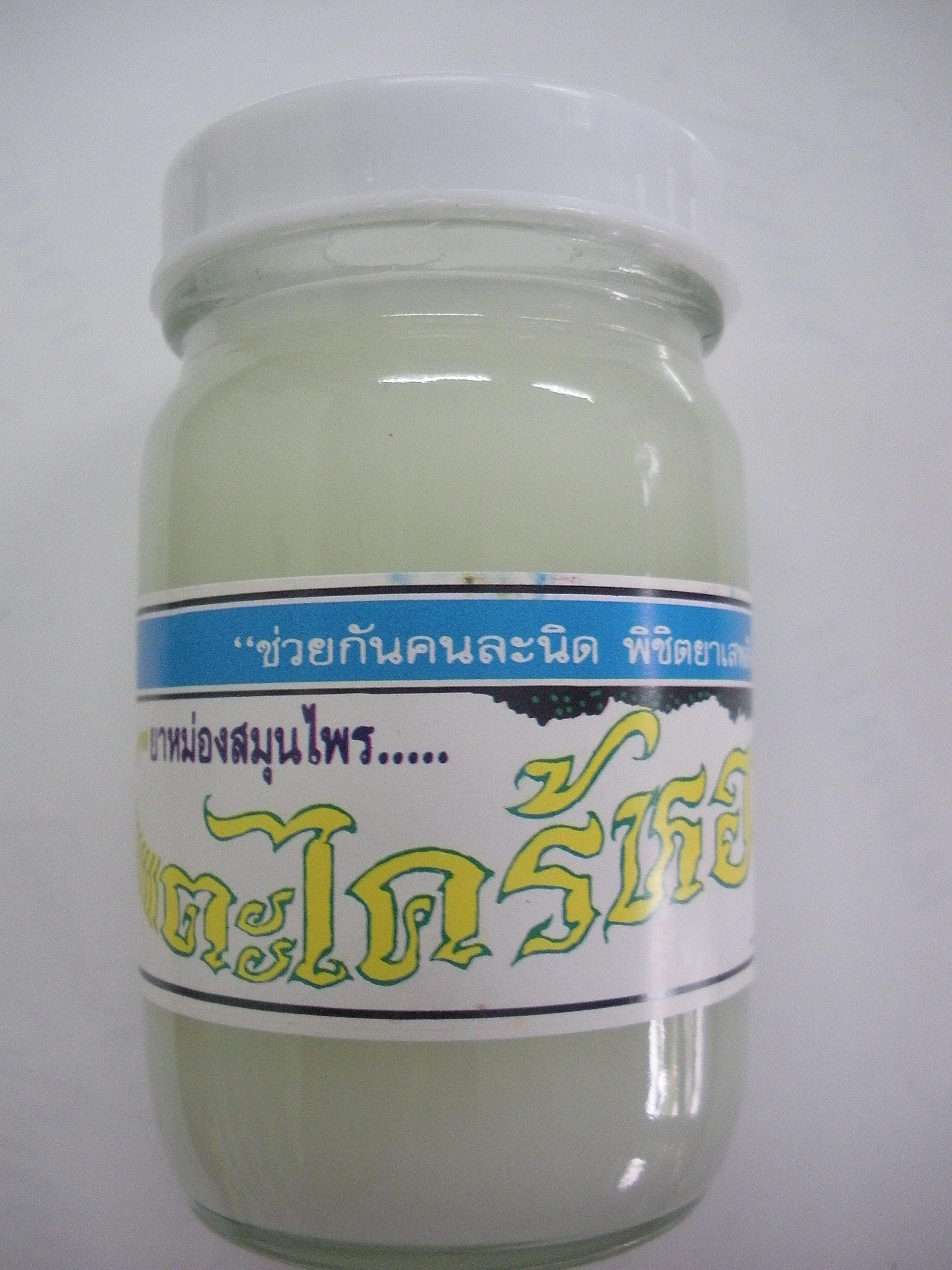ยาหม่องตะไคร้หอม 100g (Lemongrass Ointment , 100g)