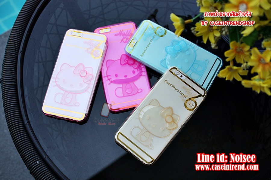 เคส iPhone 6/6S- TPU Kitty