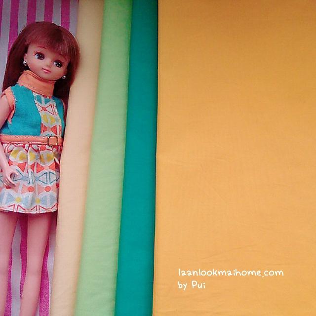 ผ้าพื้นหาในไทยจัดเซต ขนาด 4 สีเลือกขนาดแพคนะคะ