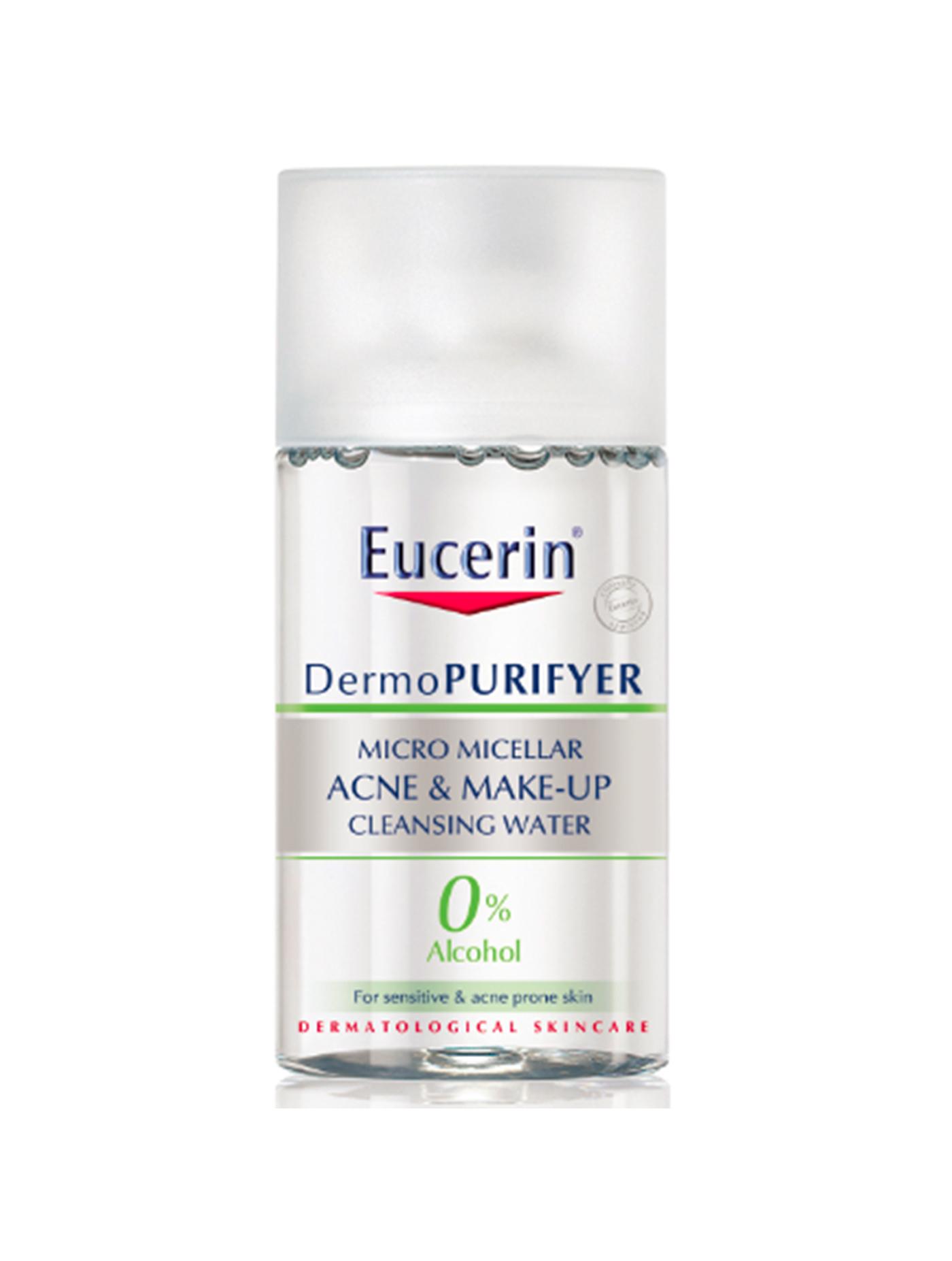 EUCERIN Dermopurifyer Acne & Make-up Cleansing Water 125 ml.
