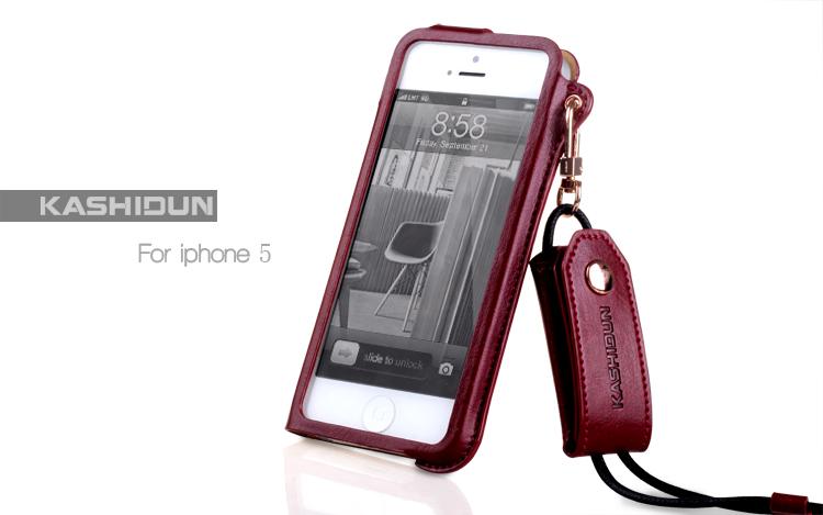 เคส iPhone5 - Kashidun Shang Series