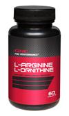 GNC L-Arginine & L-Ornithine แอล-อาร์จินีน ผสม แอล-ออร์นิธีน 60 Tablets Code: 760611 เลขทะเบียน อย. 10-3-02940-1-0183