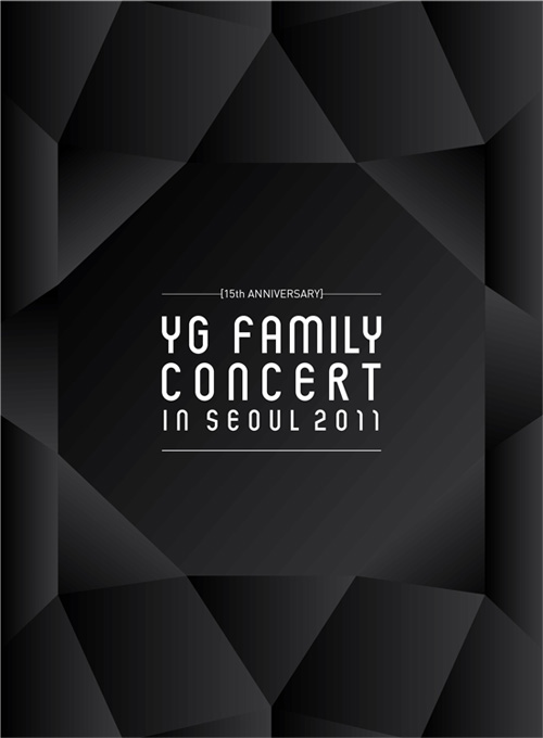 15th Anniversary YG Family Concert DVD