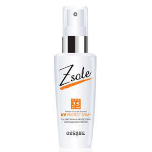 Oseque Z-Sole UV Protect Spray 75ml.