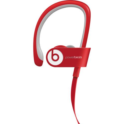 หูฟังPowerBeats2 Wireless สีแดง