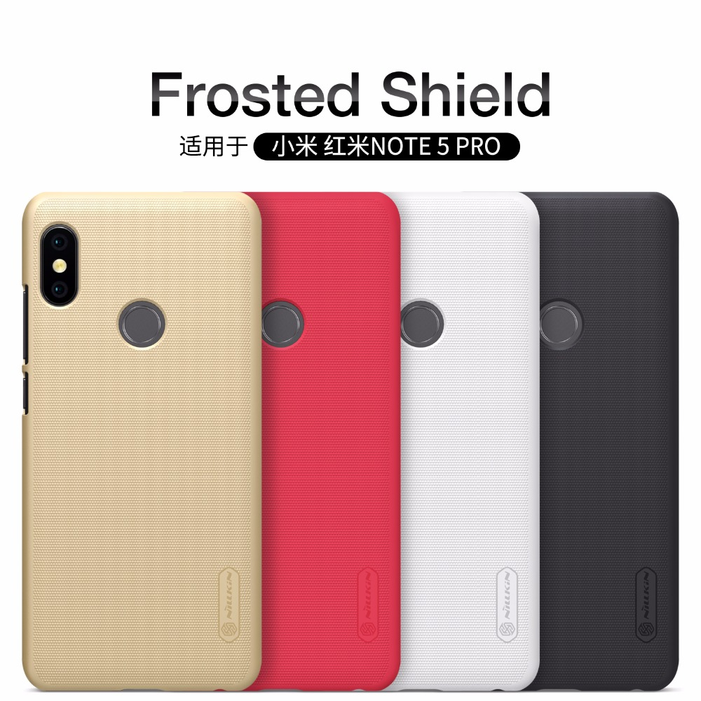 NILLKIN Frosted Shield (Xiaomi Redmi Note 5)
