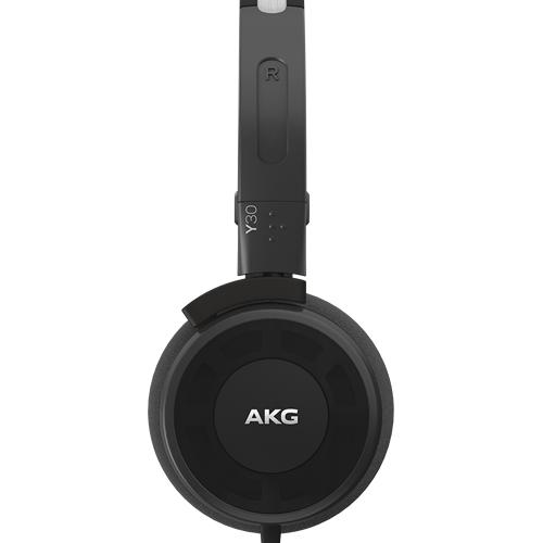 หูฟัง AKG Y30 Black