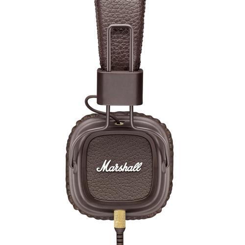 หูฟัง Marshall Major II สีBrown