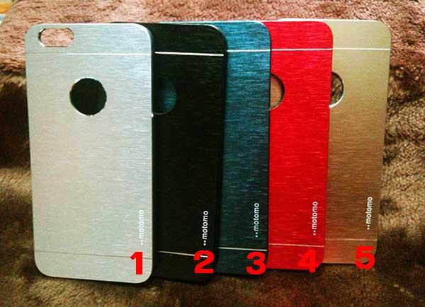 เคสพลาสติก caseiphone 6 Motomo