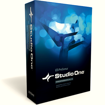 Presonus - Studio One Professional v3.0.1.33975