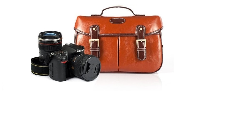 กระเป๋ากล้องหนัง B0039_1