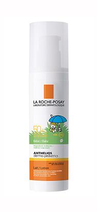 La Roche-Posay ANTHELIOS DERMO-PEDIATRICS BABY LOTION SPF50+/ PPD39 สำหรับเด็ก ขนาด 50 ml