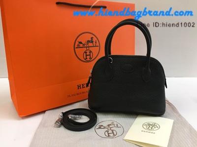 กระเป๋าแบรนด์ Hermes Bolide Mini 27 CM Top