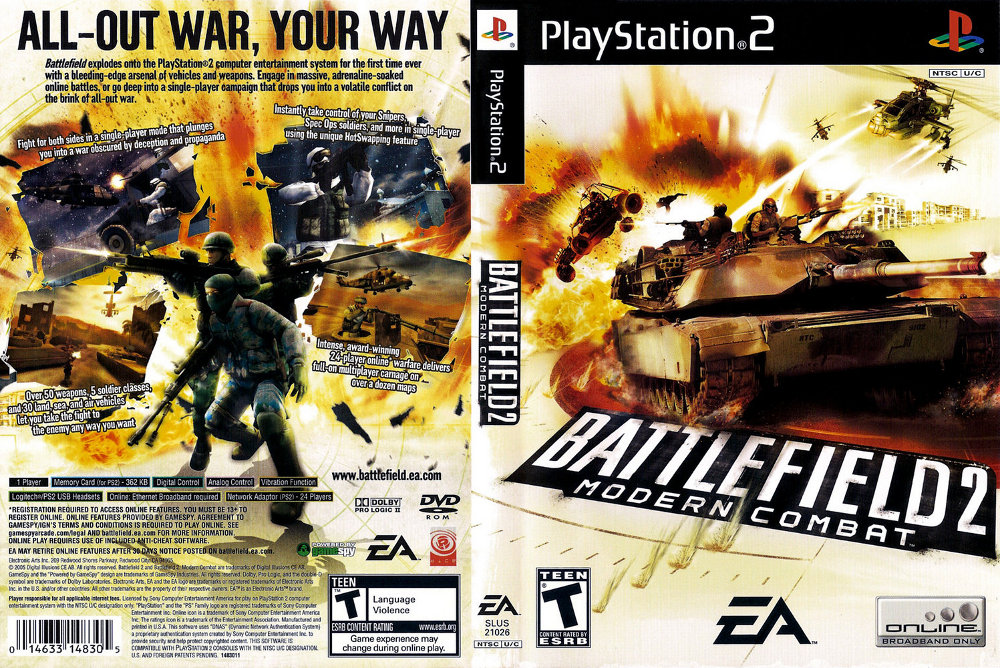 Battlefield 2 game specification game life and death 2