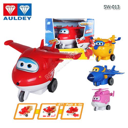SW-013 Push & Go - Super Wings