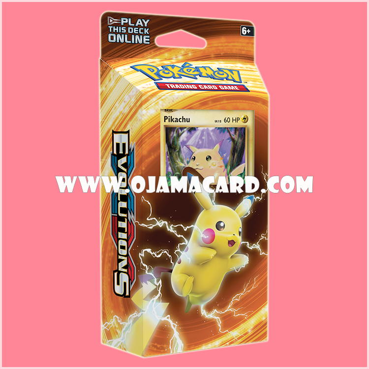 Pokémon TCG XY—Evolutions : Pikachu Power Theme Deck