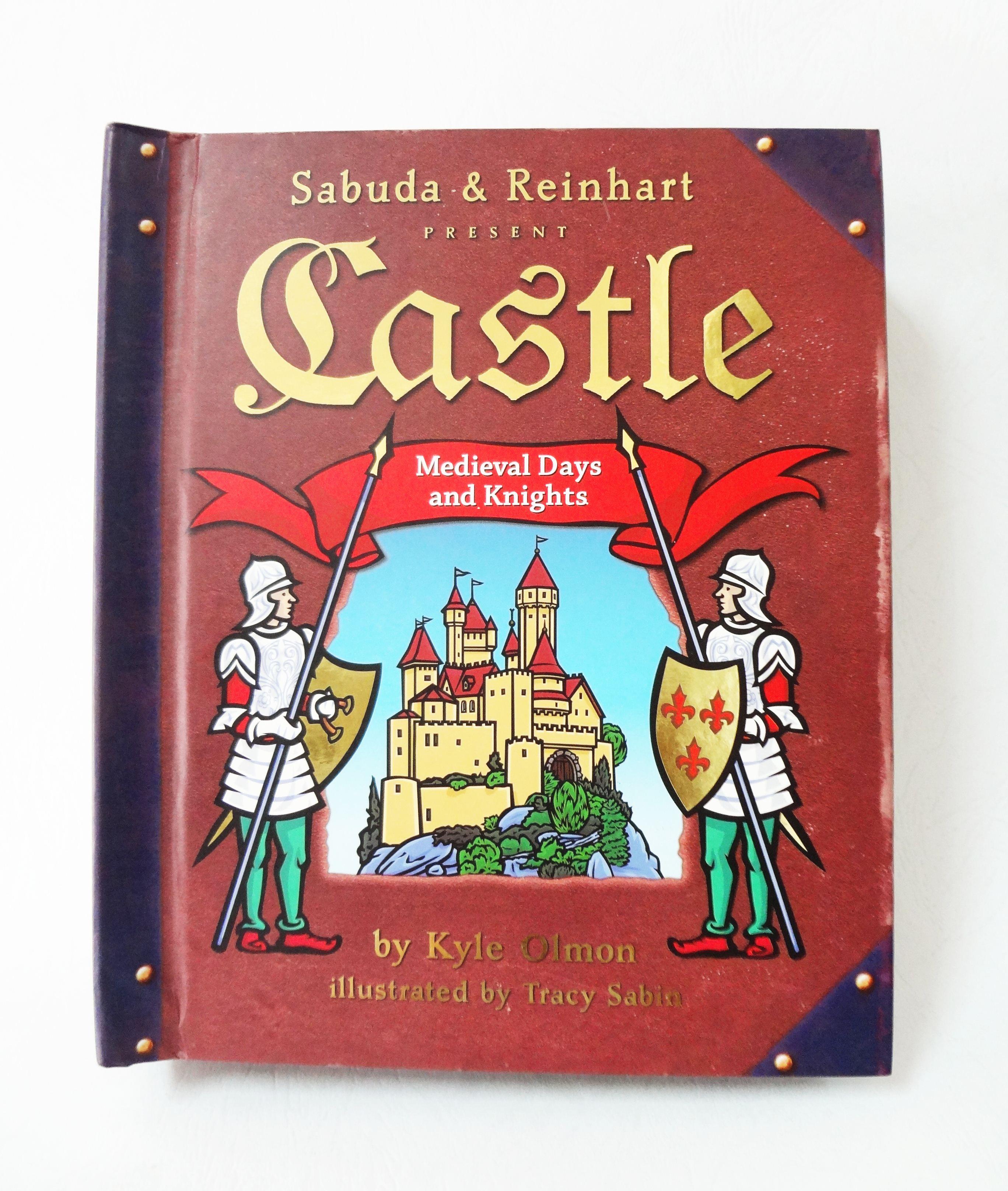 หนังสือ Castle : Medieval Days and Knights