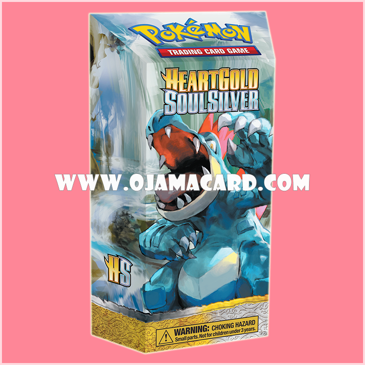 Pokémon TCG - HeartGold & SoulSilver : Mind Flood Theme Deck