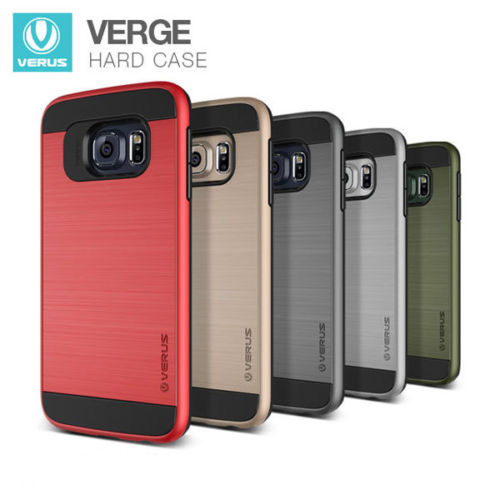 Verus : VERGE Case Metallic Cover Skin For Samsung Galaxy S6 Edge
