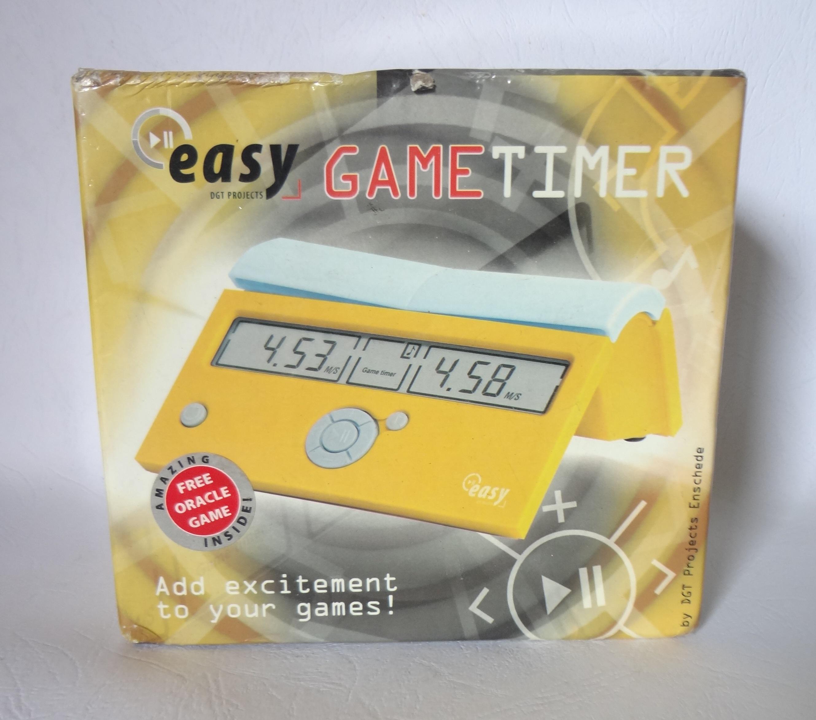 Easy Game Timer เครื่ิองจับเวลาเล่นเกม