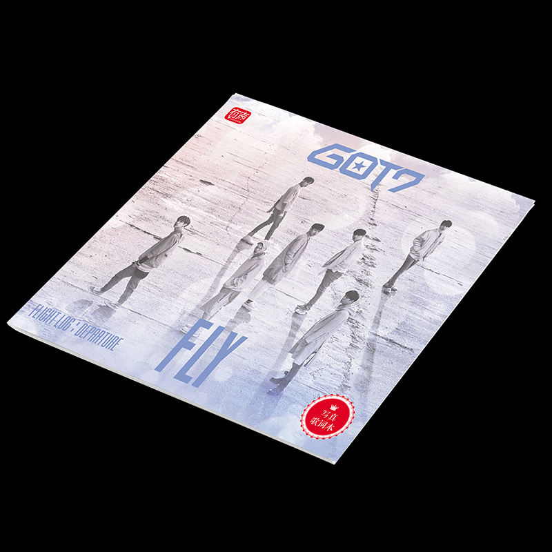 Photo Album - GOT7 FLY 2016 [14หน้า-GCB056]