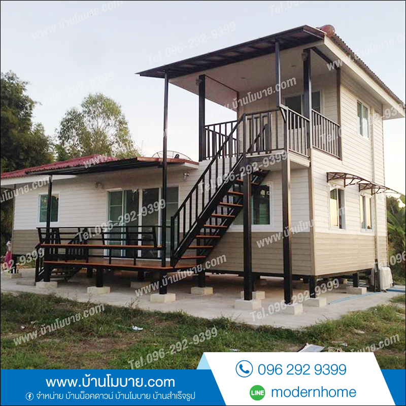 บ้านเเฝดชั้นล่าง 11*6 เมตร ราคา 910,000 บาท