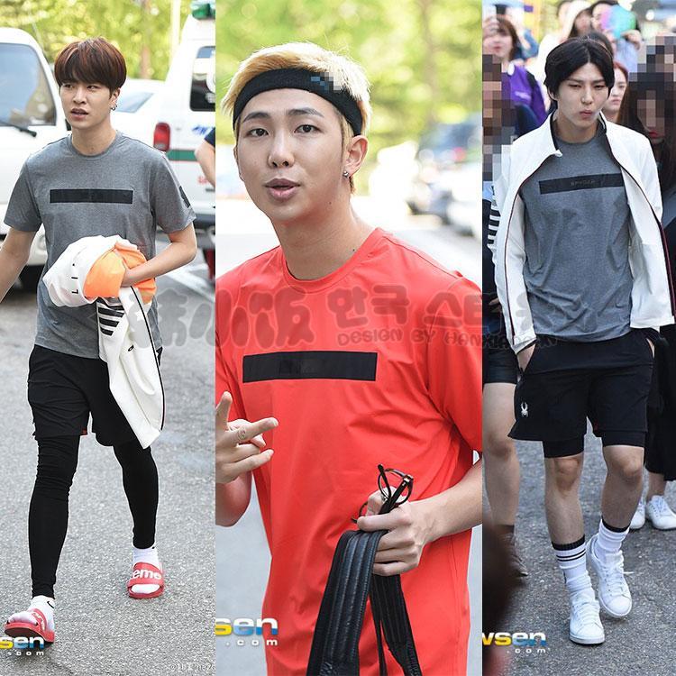 เสื้อยืด Idol Star Athletics Sty.Youngjae -ระบุสี/ไซต์-