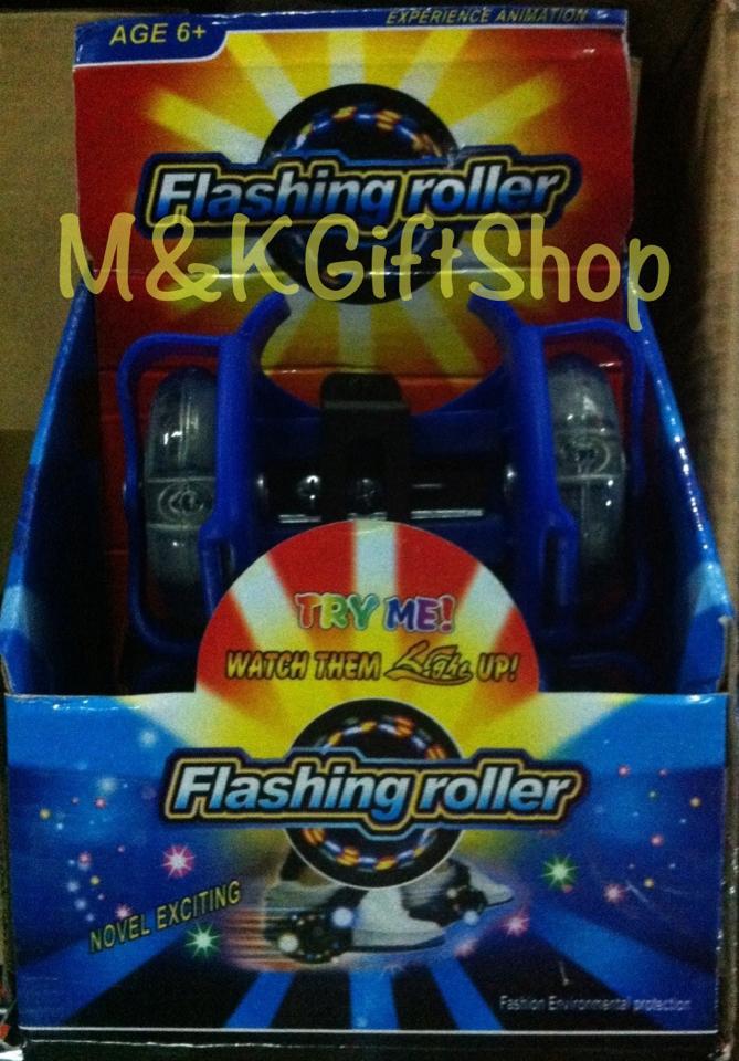 สเก็ตบอร์ด Flashing roller