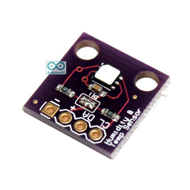 GY-213V SI7021 เซนเซอร์ความชื้นและอุณหภูมิแบบ digital ติดต่อแบบ I2C