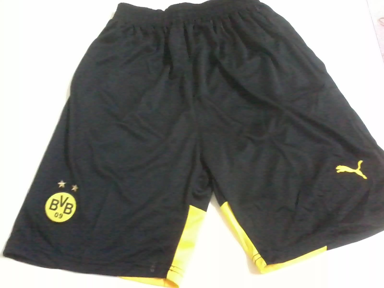 กางเกงขาสั้น ดอทมุน 2015-2016 สีดำ