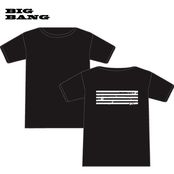 เสื้อยืด BIGBANG MADE 2015 LINE -ระบุสี/ไซต์-