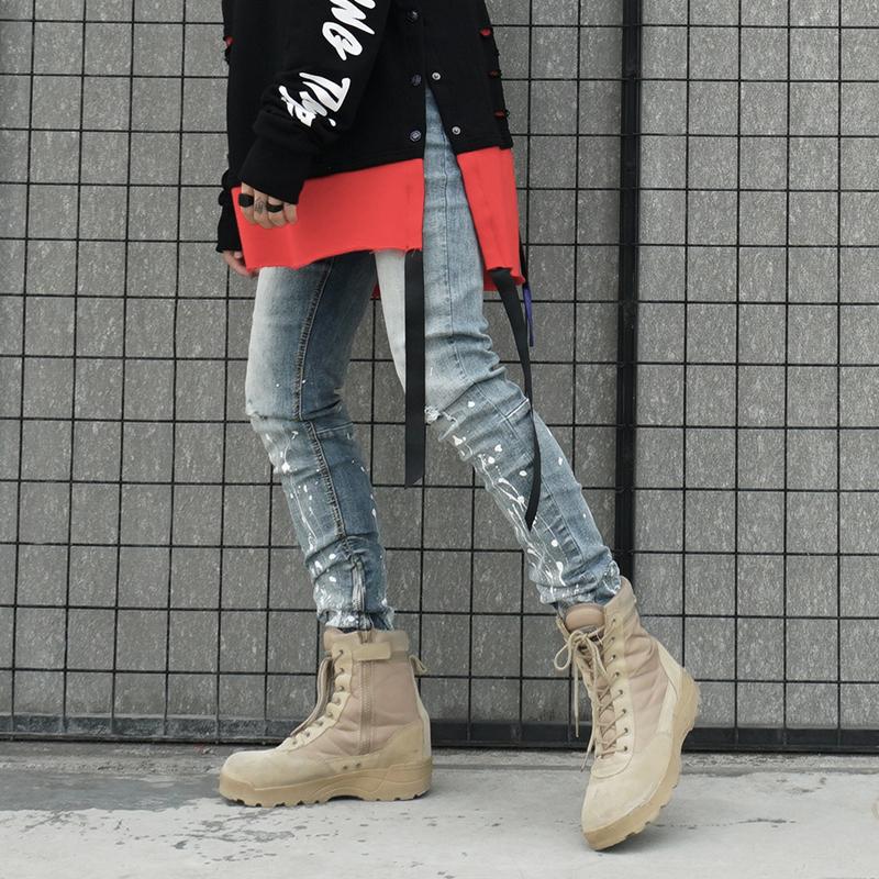 *Pre Order*Denim Slim feet กางเกงยีนส์สกินนี่ แฟชั่นญี่ปุ่น size M-2XL