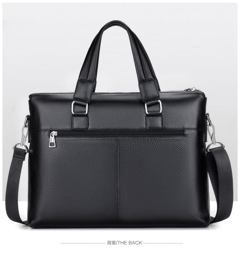 กระเป๋า HANOBOLO นักธุรกิจ-ดำ