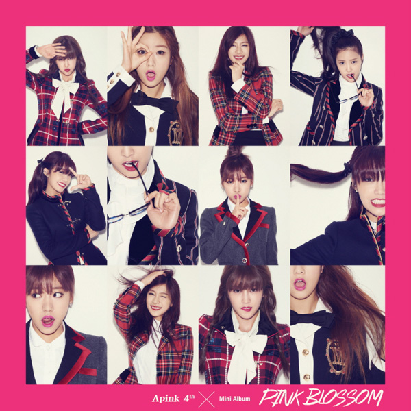 [Pre] Apink : 4th Mini Album - Pink Blossom (+ Booklet + Photocard + Special Card)