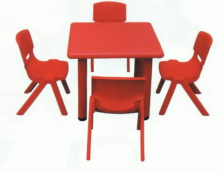 โต๊ะสี่เหลี่ยมจตุรัส SIZE:60X60X55 cm.
