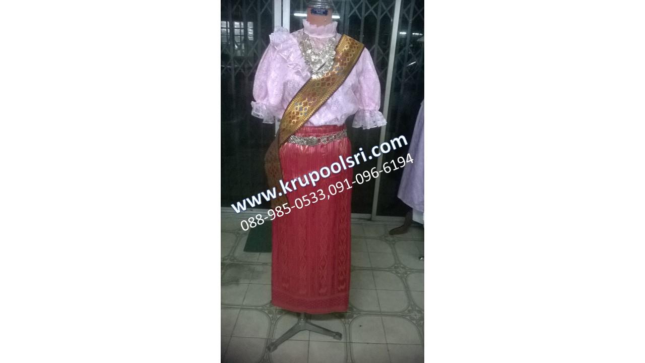 ชุดกัมพูชา หญิง 03