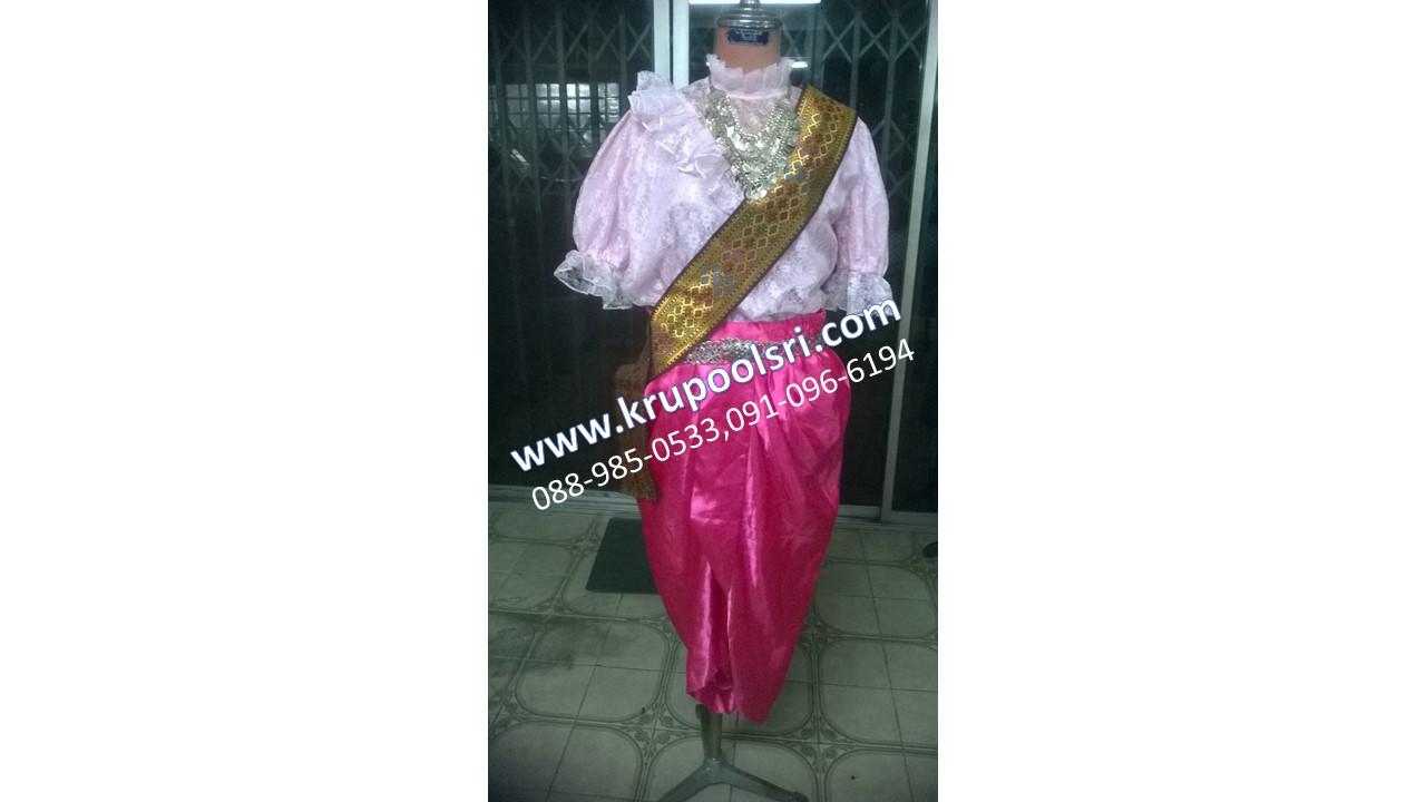 ชุดกัมพูชา หญิง 02