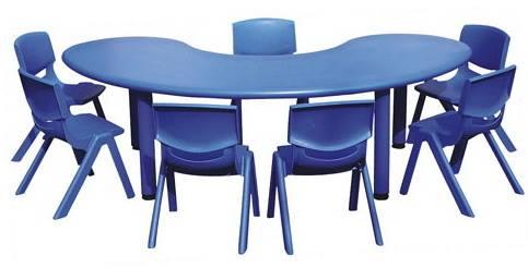 โต๊ะรูปถั่ว 6-8 ที่นั้ง SIZE:85X165X55 cm.