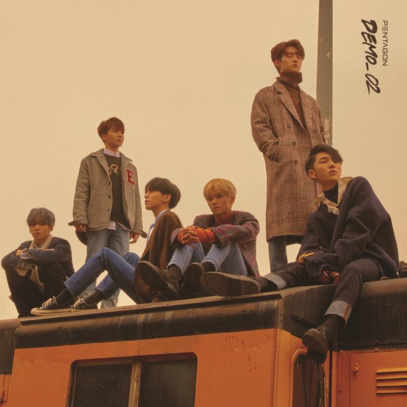 [Pre] PENTAGON : 5th Mini Album - DEMO_02 +Poster