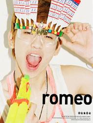 [Pre] SHINee : 2nd Mini Album - Romeo (Key)