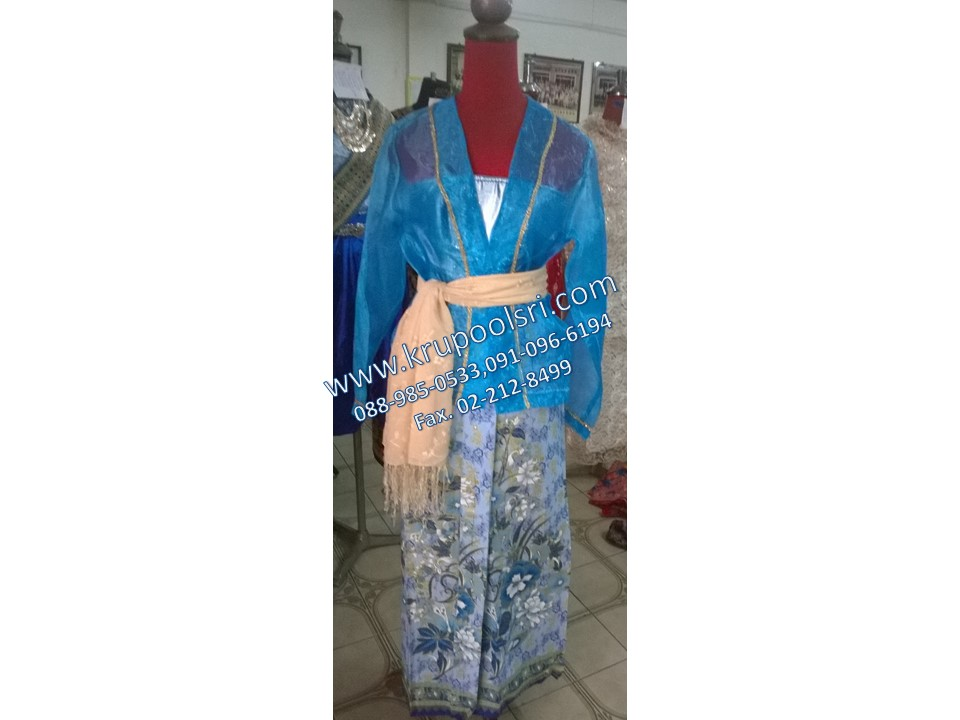 ชุดอินโดนีเซีย หญิง - 07