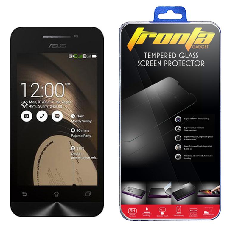 Tronta ฟิล์มกันรอยมือถือ ฟิล์มกระจกนิรภัย ZENFONE 6 (เซนโฟน6)