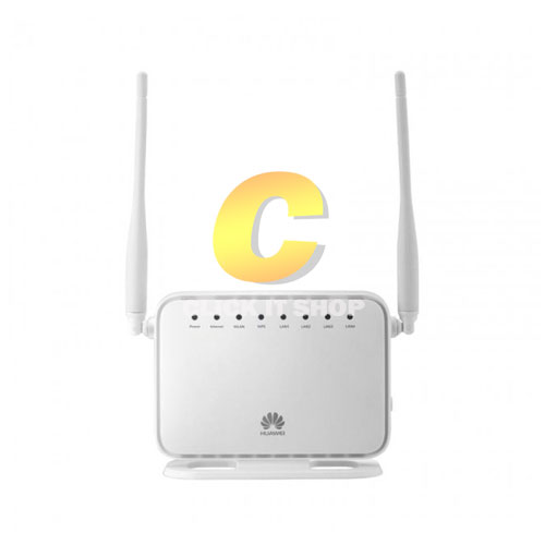 Router HUAWEI (HG232F) Wireless N300