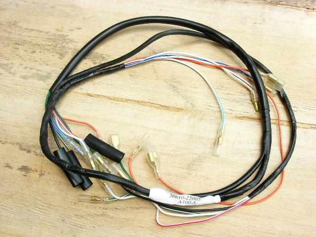 ชุดสายไฟ A100 mark 3 เทียม งานใหม่